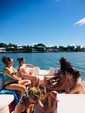 26 ft. Bayliner 2659 Rendezvous Bow Rider Boat Rental Miami Image 35