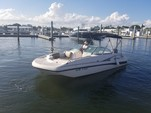 20 ft. Hurricane Boats FD 194 Deck Boat Boat Rental Miami Image 1