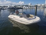 20 ft. Hurricane Boats FD 194 Deck Boat Boat Rental Miami Image 2