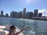 26 ft. Bayliner 2659 Rendezvous Bow Rider Boat Rental Miami Image 38