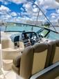 37 ft. Four Winns Vista 37 Pontoon Boat Rental Miami Image 4