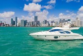 55 ft. Azimut Yachts 55 Flybridge Boat Rental Miami Image 4