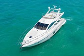 55 ft. Azimut Yachts 55 Flybridge Boat Rental Miami Image 6