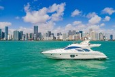 55 ft. Azimut Yachts 55 Flybridge Boat Rental Miami Image 7