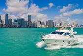 55 ft. Azimut Yachts 55 Flybridge Boat Rental Miami Image 1