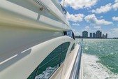55 ft. Azimut Yachts 55 Flybridge Boat Rental Miami Image 9