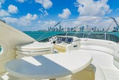 55 ft. Azimut Yachts 55 Flybridge Boat Rental Miami Image 14