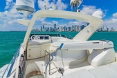 55 ft. Azimut Yachts 55 Flybridge Boat Rental Miami Image 16