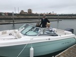 22 ft. Robalo 227 DC w/F250XCA Fish And Ski Boat Rental Los Angeles Image 1