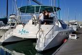 32 ft. RENAISSANCE  320 RENAISSANCE  Catamaran Boat Rental San Diego Image 6