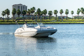 23 ft. Hurricane Boats SD 237 DC Deck Boat Boat Rental Tampa Image 3