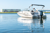 23 ft. Hurricane Boats SD 237 DC Deck Boat Boat Rental Tampa Image 1
