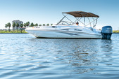 23 ft. Hurricane Boats SD 237 DC Deck Boat Boat Rental Tampa Image 8