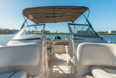 23 ft. Hurricane Boats SD 237 DC Deck Boat Boat Rental Tampa Image 11