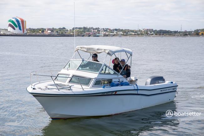 Rent a Grady-White Boats cuddy cabin in Quincy, MA near me