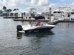 16 ft. Bayliner Element 4-S  Bow Rider Boat Rental Miami Image 3