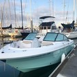 22 ft. Robalo 227 DC w/F250XCA Fish And Ski Boat Rental Los Angeles Image 2