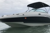 27 ft. Monterey Boats 253 Bow Rider Boat Rental Miami Image 10