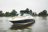 26 ft. Sea Ray Boats 270 Sundeck Bow Rider Boat Rental Washington DC Image 7
