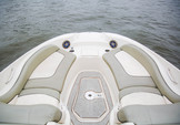 26 ft. Sea Ray Boats 270 Sundeck Bow Rider Boat Rental Washington DC Image 8