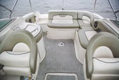 26 ft. Sea Ray Boats 270 Sundeck Bow Rider Boat Rental Washington DC Image 12