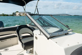 24 ft. Stingray Boats 234LR w/150 4-S Mercury Bow Rider Boat Rental Miami Image 19