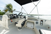 24 ft. Stingray Boats 234LR w/150 4-S Mercury Bow Rider Boat Rental Miami Image 18