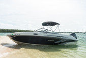 24 ft. Stingray Boats 234LR w/150 4-S Mercury Bow Rider Boat Rental Miami Image 5