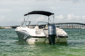 24 ft. Stingray Boats 234LR w/150 4-S Mercury Bow Rider Boat Rental Miami Image 3