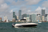 24 ft. Stingray Boats 234LR w/150 4-S Mercury Bow Rider Boat Rental Miami Image 1
