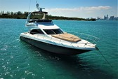 45 ft. Sea Ray Boats 44 Sedan Bridge Cruiser Boat Rental Miami Image 34