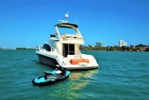 45 ft. Sea Ray Boats 44 Sedan Bridge Cruiser Boat Rental Miami Image 2