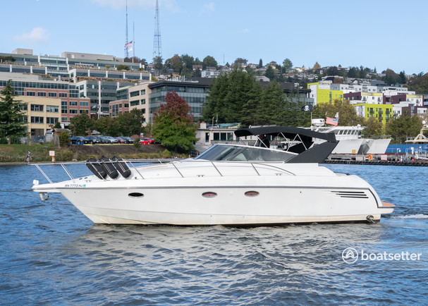 Rent a Trojan Yachts cruiser in Seattle, WA near me