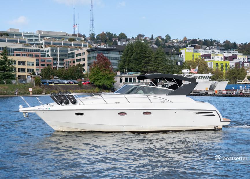 Rent a Trojan Yachts cruiser in Seattle, WA near me