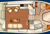 40 ft. Mainship 390 Trawler Trawler Boat Rental Tampa Image 4