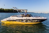 26 ft. Monterey Boats M5 Ski And Wakeboard Boat Rental Miami Image 3