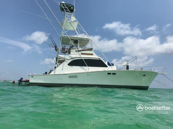 Rent a Post Marine offshore sport fishing in Panama City Beach, FL near me