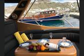 40 ft. Cranchi 41 Mediterranee Cruiser Boat Rental Tourlos Image 2