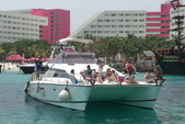 42 ft. Other catamaran Catamaran Boat Rental Cancun Image 8