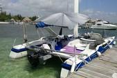 35 ft. Other Catamaran Catamaran Boat Rental Cancun Image 5