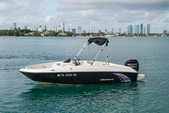 16 ft. Bayliner Element 4-S  Classic Boat Rental Miami Image 5