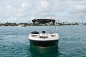 16 ft. Bayliner Element 4-S  Classic Boat Rental Miami Image 3