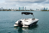 16 ft. Bayliner Element 4-S  Classic Boat Rental Miami Image 6