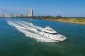 84 ft. Lazzara Marine 84 Motor Yacht Boat Rental Miami Image 15