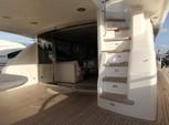 84 ft. Lazzara Marine 84 Motor Yacht Boat Rental Miami Image 21