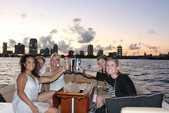 24 ft. Island Packet Yachts Launch 24 Cruiser Boat Rental Tampa Image 2