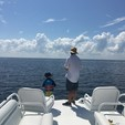 27 ft. MTX Marine Cat 27 Catamaran Boat Rental Tampa Image 1