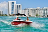 16 ft. Bayliner Element 4-S  Cruiser Boat Rental Miami Image 15