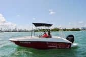16 ft. Bayliner Element 4-S  Cruiser Boat Rental Miami Image 8