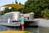24 ft. Other 2486 Pontoon Boat Pontoon Boat Rental Miami Image 7